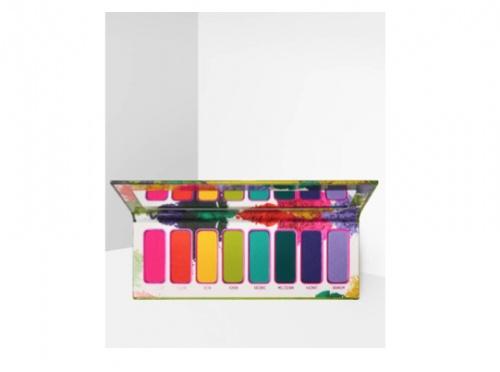 Melt Cosmetics - Radioactive pressed pigment palette
