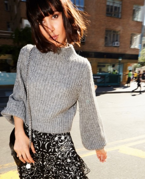 TheKooples - Pull gris