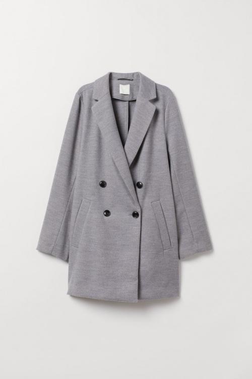 H&M - Manteau gris