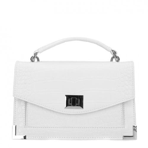 Sacha - Mini sac blanc