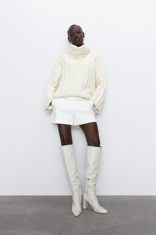 Zara - Pull oversized