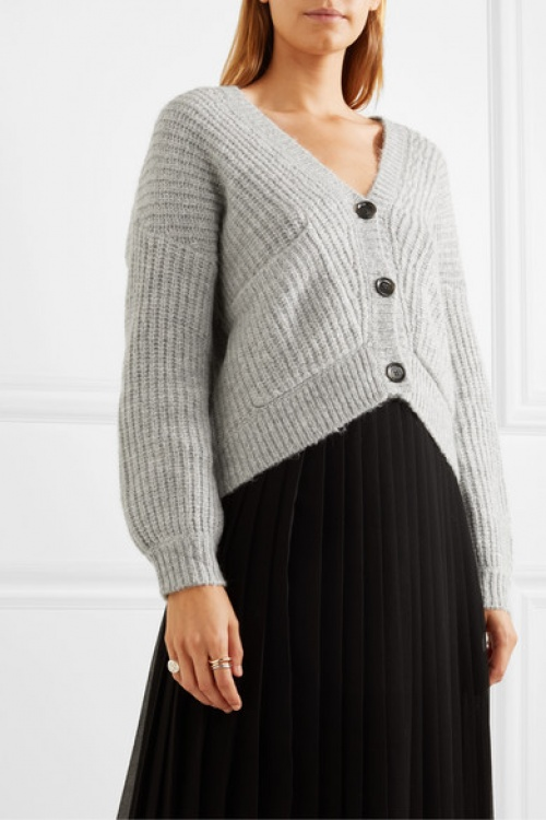 Allude - Cardigan gris