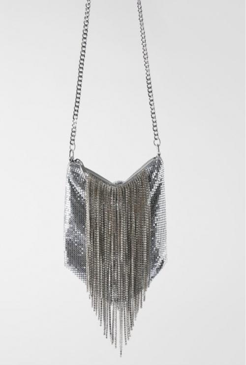 Zara - Sac en bandoulière strass