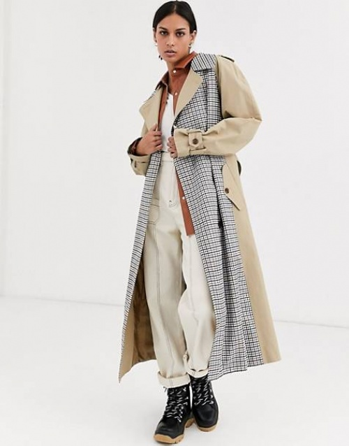 ASOS DESIGN - Trench coat