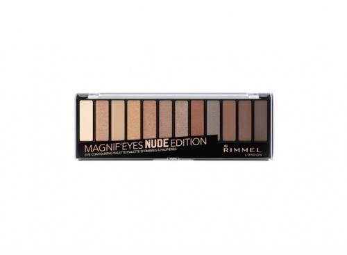 Rimmel London - Palette Magnif'eyes Nude Edition