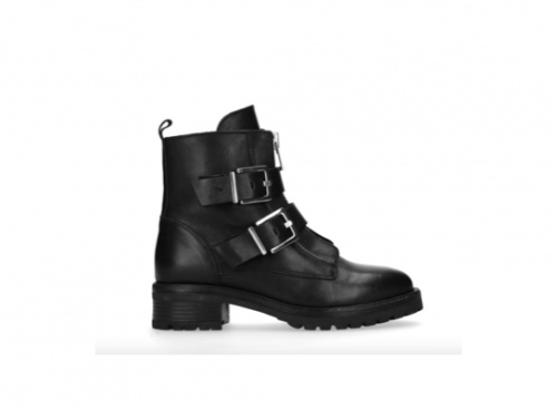 Sacha - Bottines noires