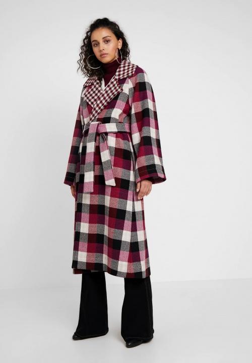 Tommy Hilfiger x Zendaya - Manteau à carreaux