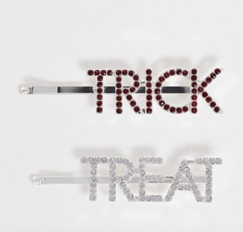 Asos Design - Barrettes trick or treat