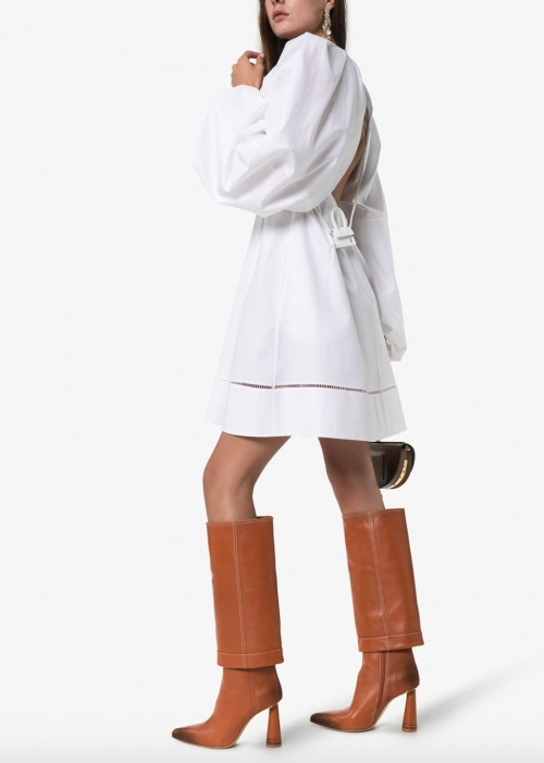 Jacquemus - Bottes hauteur genoux
