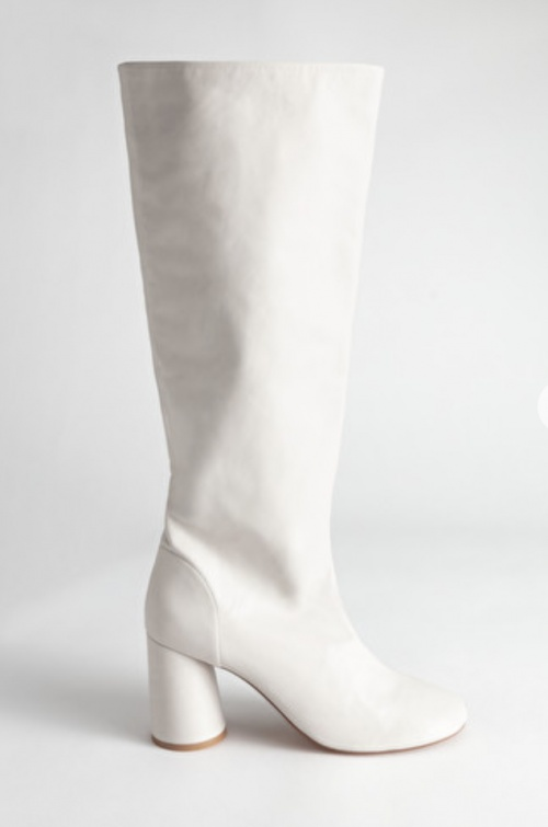 &OtherStories - Bottes blanches