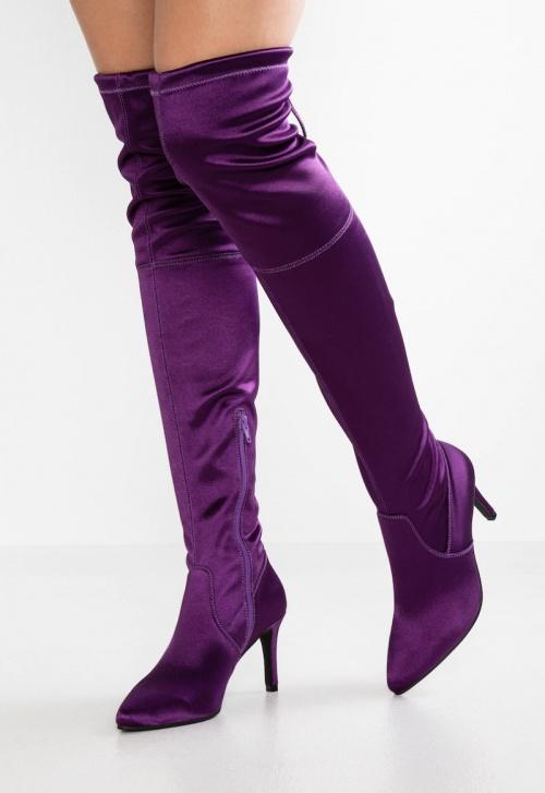 Anna Field - Cuissardes violettes