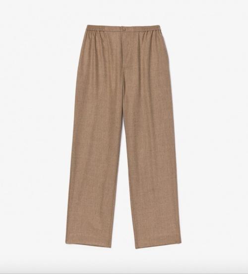 Lacoste - Pantalon en laine