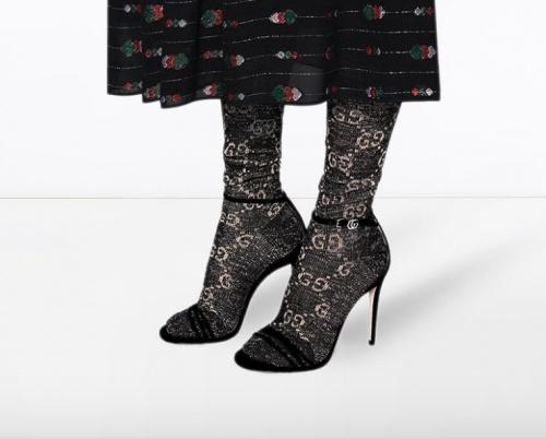 Gucci - Chaussettes hautes