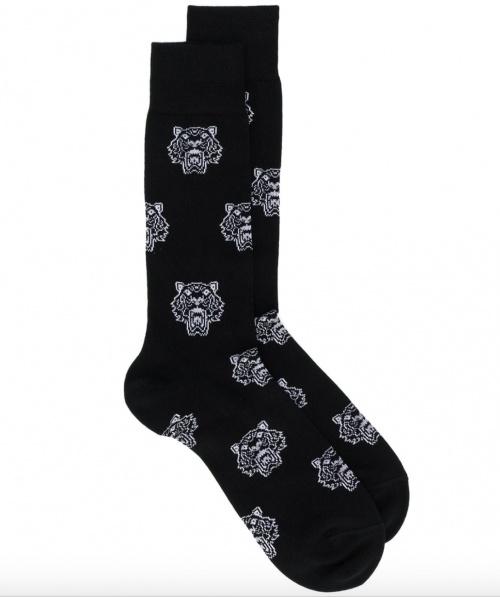 Kenzo - Chaussettes tigres