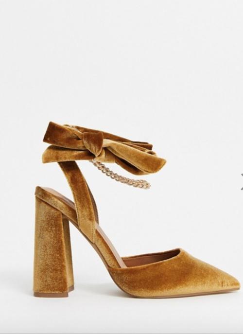 Asos Design - Chaussures à talons