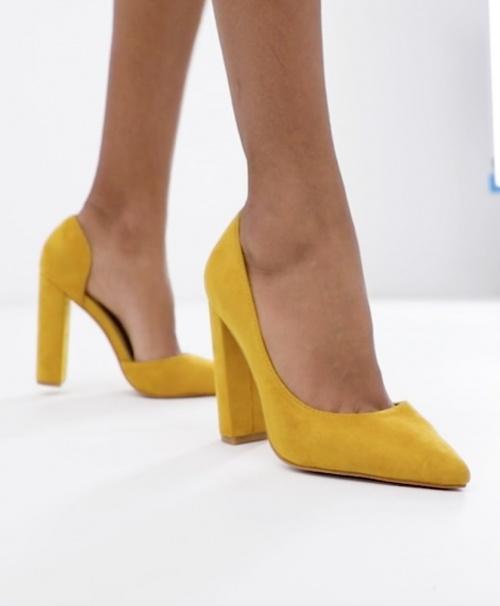 Public Desire - Chaussures en daim
