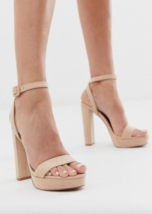 Asos Design - Sandales minimalistes