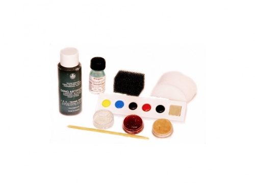 YLEA - Kit maquillage secourisme pour blessures