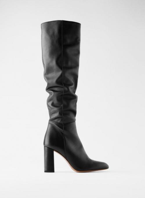 Zara - Cuissardes noires
