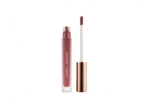 Nude By Nature - Rouge à Lèvres Liquide Satin
