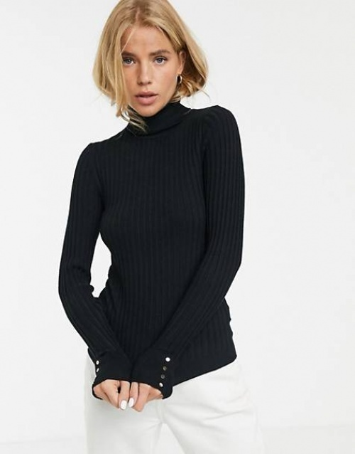New Look - Pull à col roulé