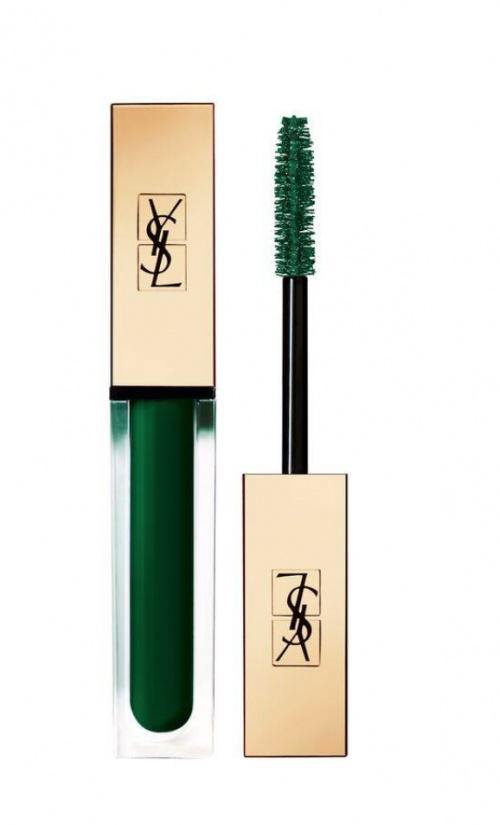 YSL - Mascara vert