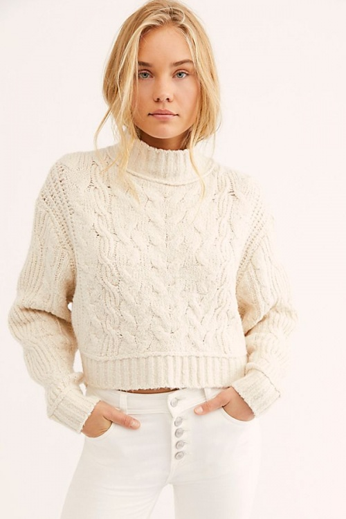 Free People - Pull court