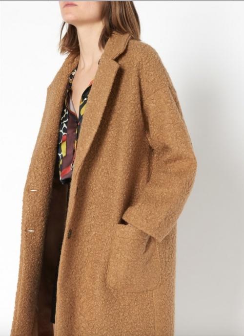 La Fée Maraboutée - Manteau oversize