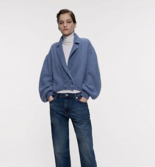 Zara - Gilet en laine