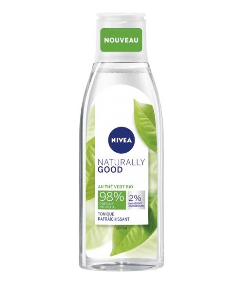 Nivea Naturally Good - Tonique rafraîchissant