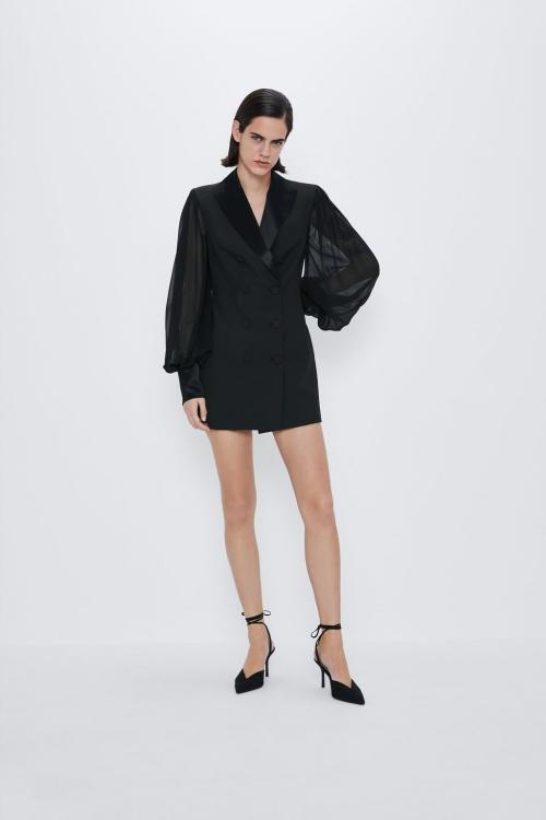Zara - Robe veste