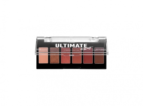 NYX Professional - Makeup Ultimate Edit Petite Eye Shadow Palette