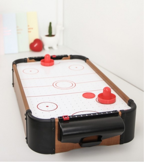 L'Avant-gardiste - Mini jeu de hockey