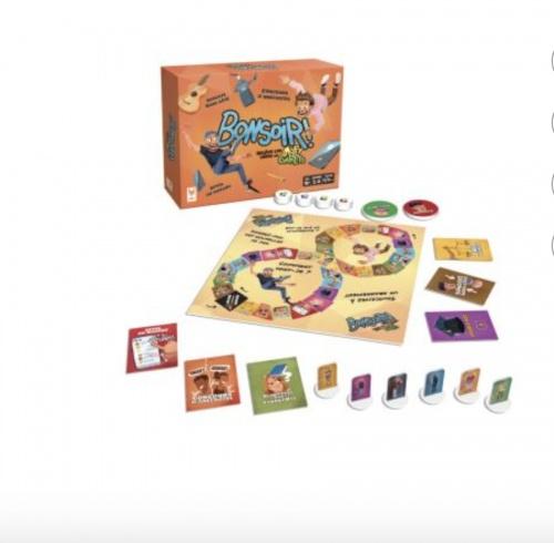 Topigames - Le jeu de Mc Fly et Carlito