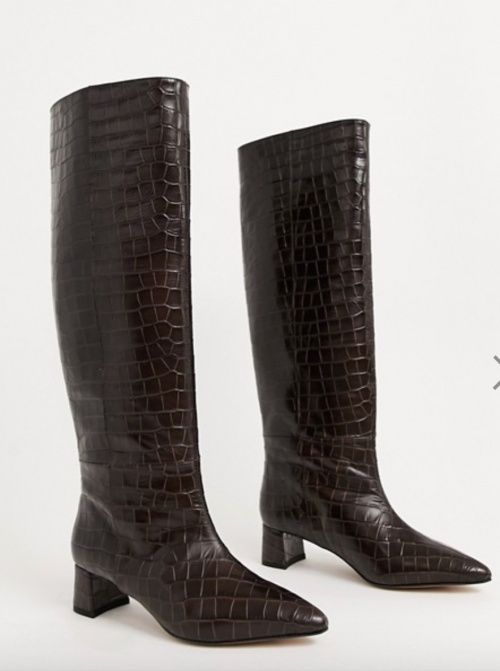 & Other Stories - Bottes hauteur genou