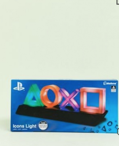 Playstation icons - Lumière