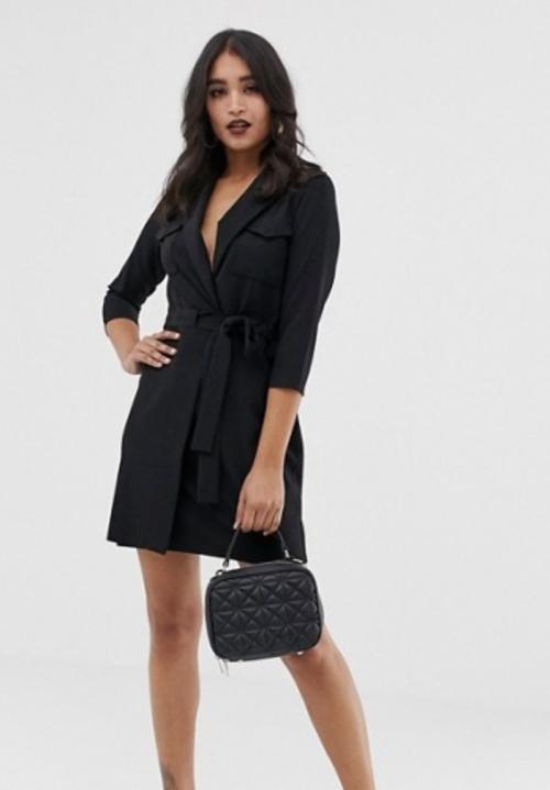 Asos Design - Robe tailleur