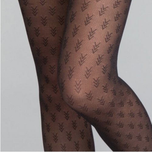 DIM - Collants chevrons