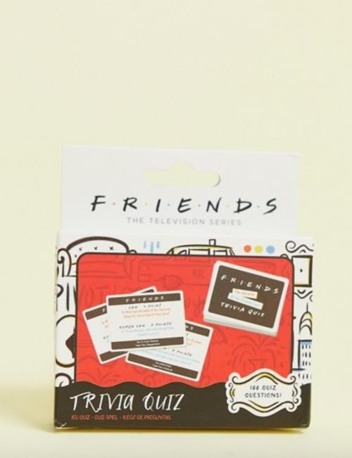 Friends - Quiz trivia