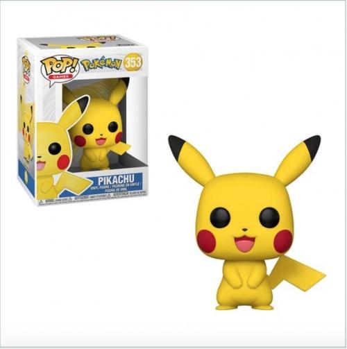 Zing - Figurine pop Pikachu