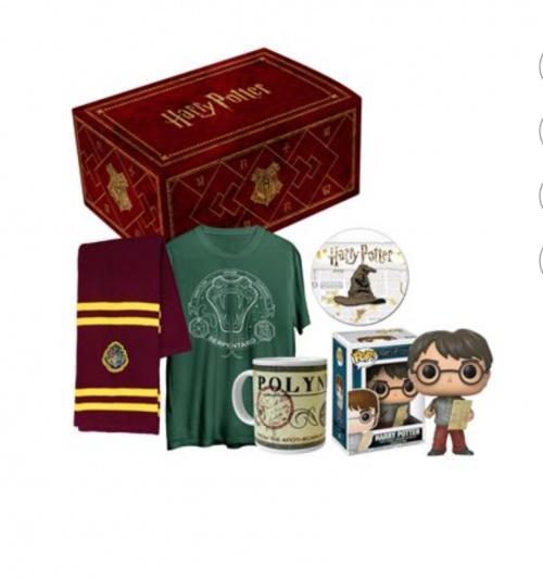 Fnac - Box officielle Harry Potter