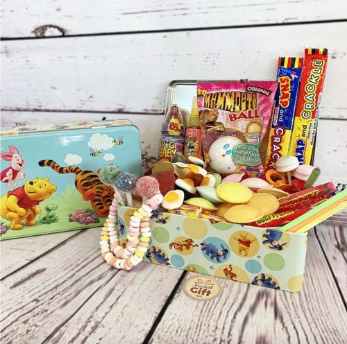 Nostalgift - Coffret cadeau Winnie l'ourson
