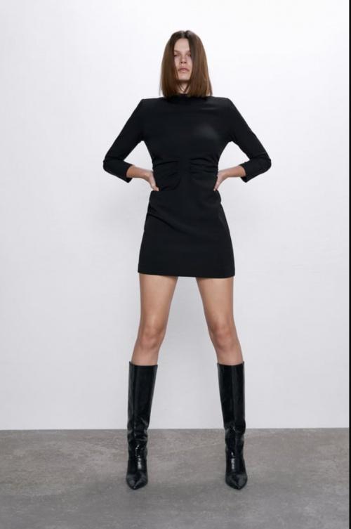 Zara - Robe tube courte