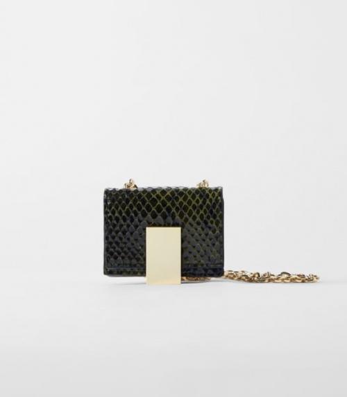 Zara - Mini sac bandoulière