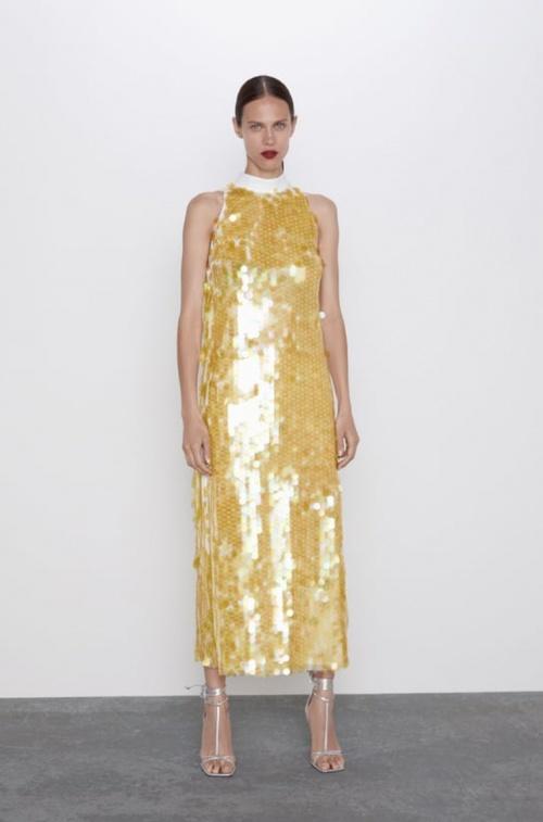 Zara - Robe édition limitée