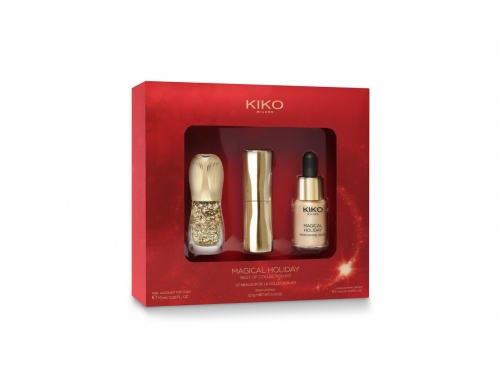Kiko Cosmetics - Magical Holiday Best Of Collection