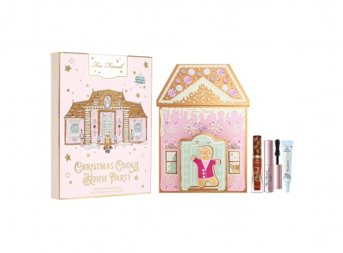 Too Faced - Christmas Cookie House Party