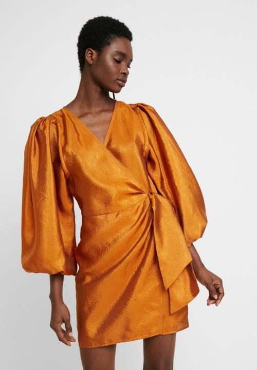 Samsoe Samsoe - Robe portefeuille