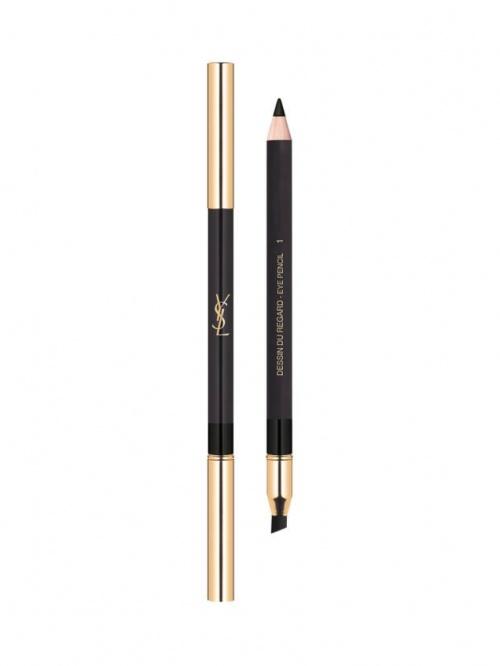 YSL - Dessin du Regard crayon yeux - noir
