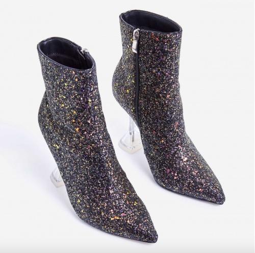 Ego shoes - Bottines à paillettes